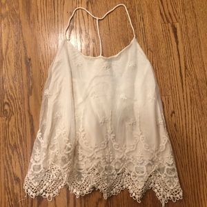 Urban Outfitters Pin & Needles Lace Camisole Top